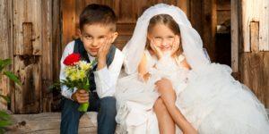 Ранние браки и разводы.